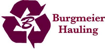 Burgmeier Hauling logo