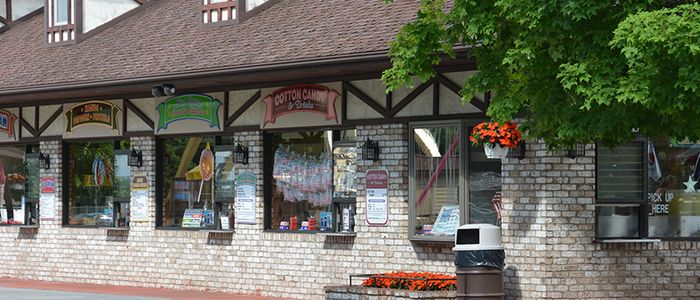 Photo of Food Building at DelGrosso's Park