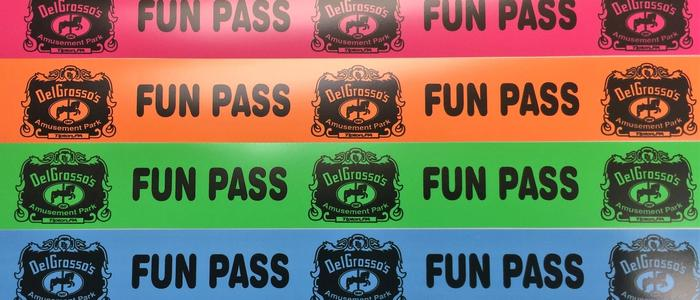 Photo of All-Day Fun Pass Wristbands
