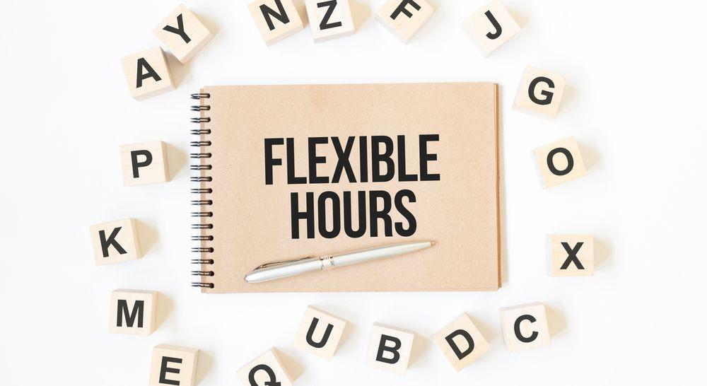 Flexible working hour.