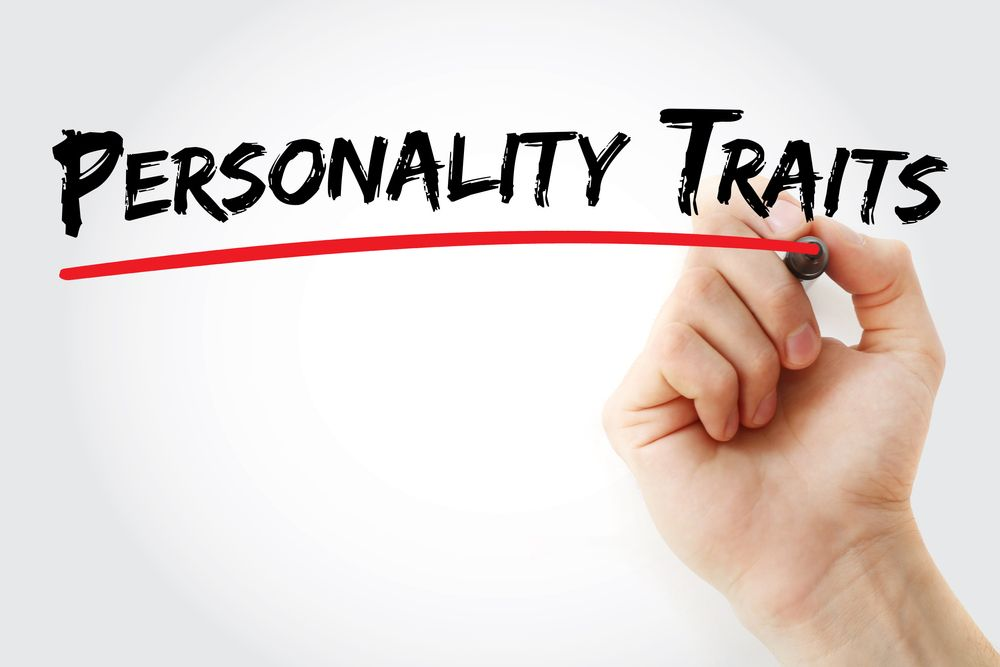 Relevant Personality traits.