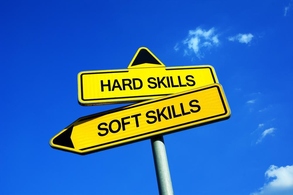 Hard skills and soft skill.