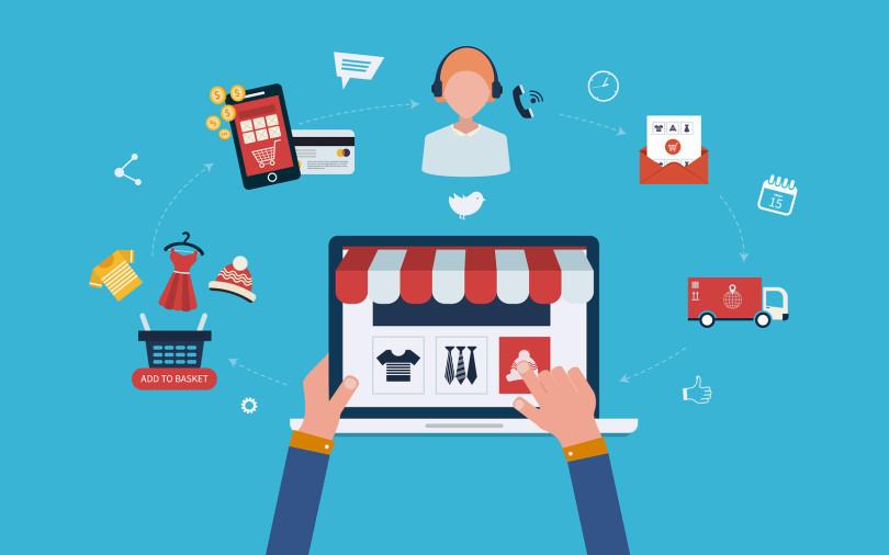 E-commerce business owner