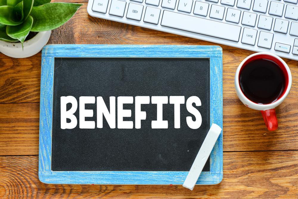 Benefits of jobs through a recruitment agency.