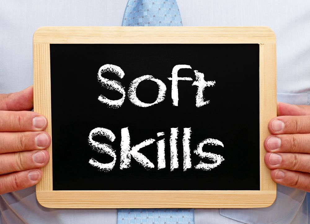 What are the required soft skills?