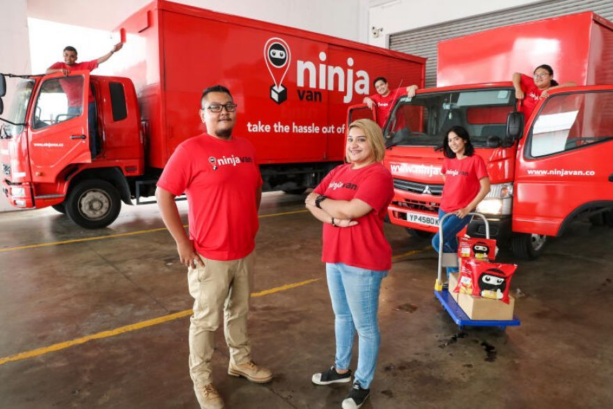 Ninjavan Picture: The Business Times