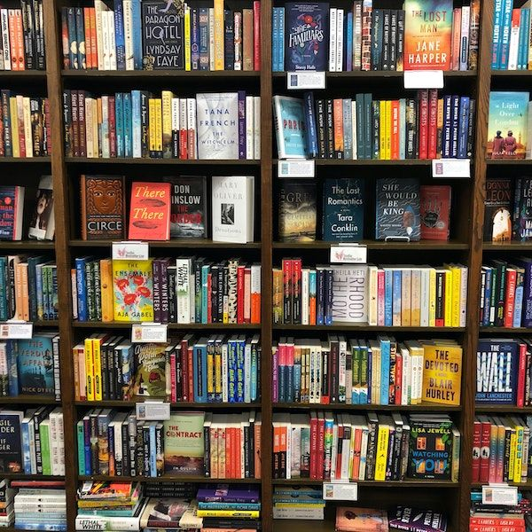 Building a Bookshop to Help Indies Compete with Amazon