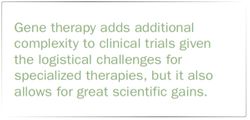 Gene Therapy in Rare Disease Research