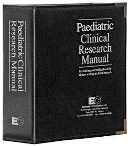 Training in Pediatric Research