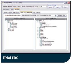 eShowcase: iTrial EDC
