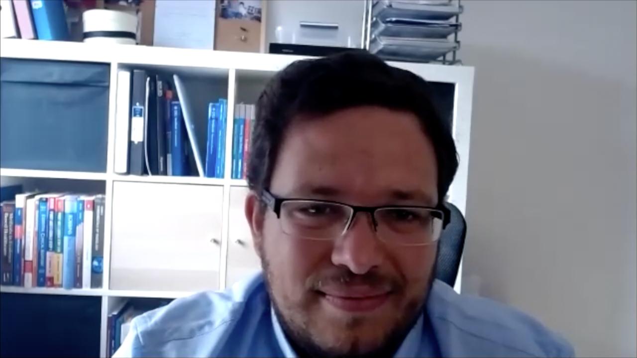 Dr Alexander Mathioudakis Talks About Outcome Measurement Inconsistencies in RCTs on Pneumonia