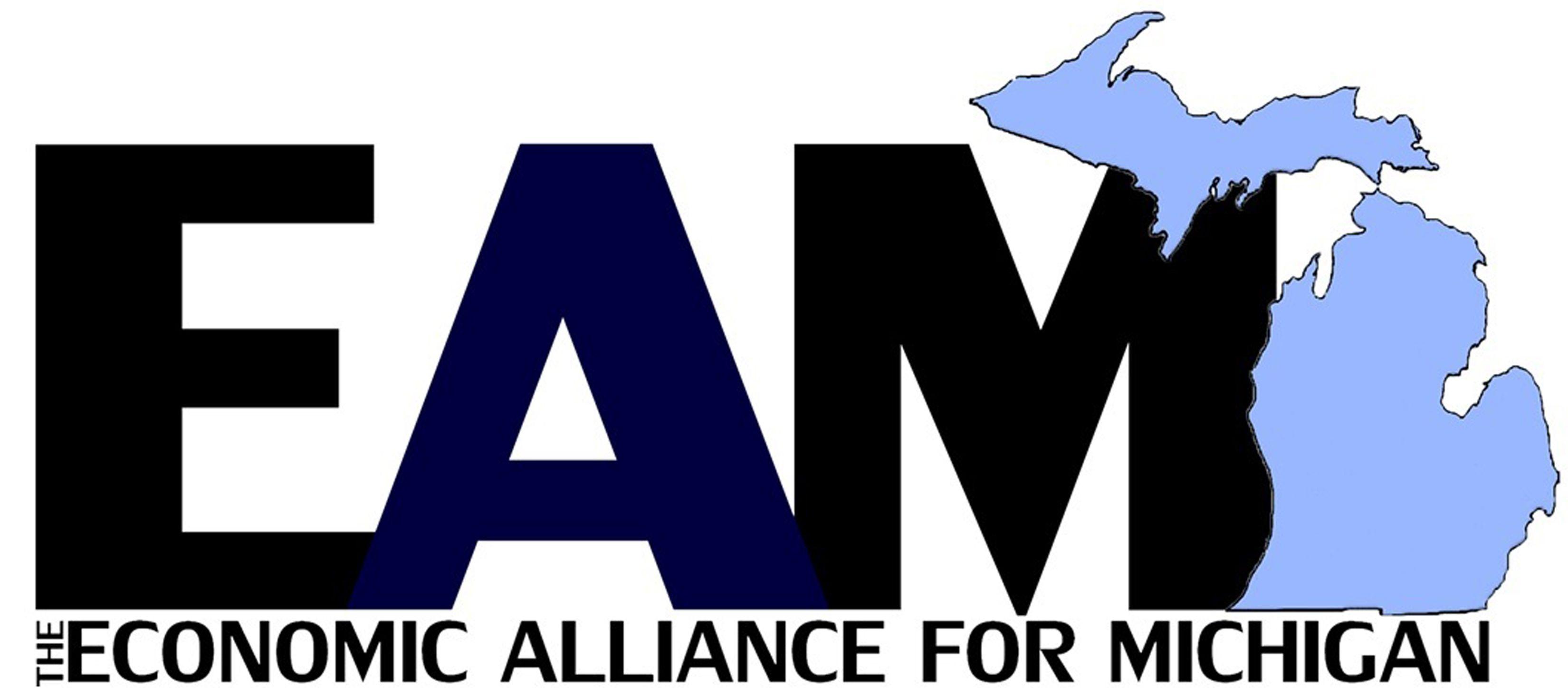 The Economic Alliance for Michigan logo