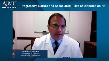 Progressive Nature and Associated Risks of Diabetes on HF panelist