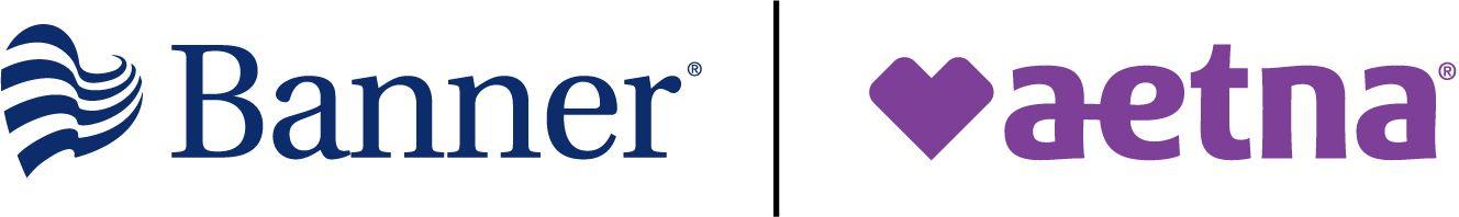 Banner|Aetna logo