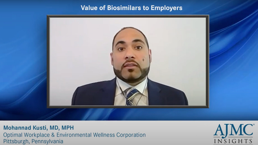 Value of Biosimilars to Employers speaker headshot