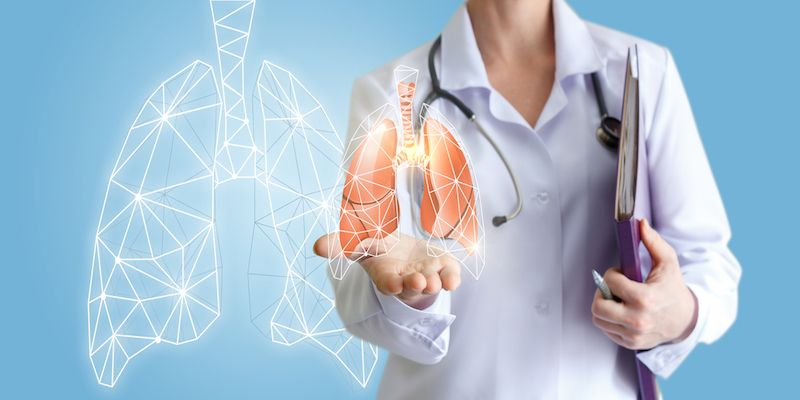 Pulmonary tuberculosis has been identified as a possible risk factor for COPD