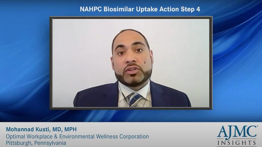 NAHPC Biosimilar Uptake Action Steps for Employers speaker headshot