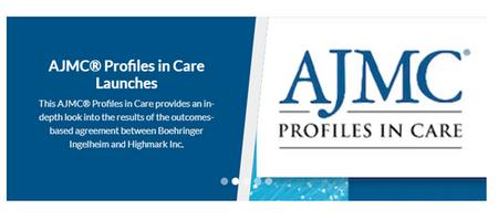 AJMC Profiles in Care Launches