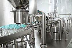 Small-Batch Aseptic Fill/Finish System