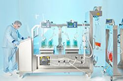 Automated Single-Use System for Filtration and Product Dispensing