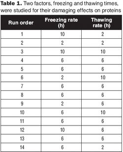 Safe Freeze–Thaw of Protein Drug Products: A QbD Approach