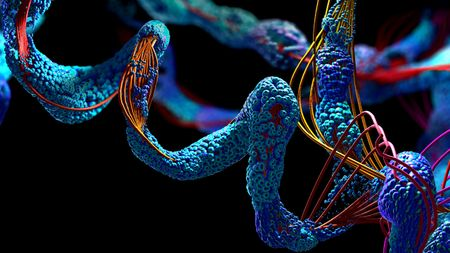 Unraveling Protein Characteristics; image: christoph burgstedt - stock.adobe.com