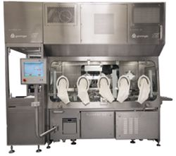 Filling and Closing System Reduces Decontamination Cycle