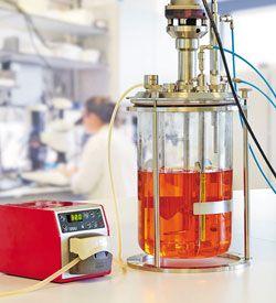 Peristaltic Pump Ensures Repeatability