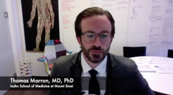 Thomas Marron, MD, PhD, on the Safety, Feasibility, and Immunogenicity of Neoantigen Peptide Vaccine PGV-001
