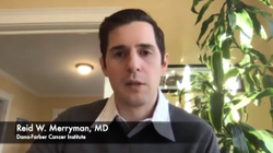 Reid Merryman, MD, on Study Findings Investigating Prognostic Value of ctDNA for Patients with DLBCL