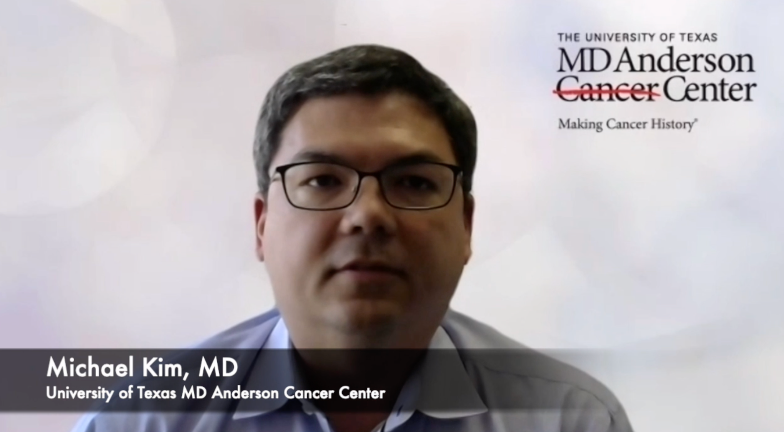Michael Kim, MD, on Genetics and the Need for New Therapies in Pancreatic Cancer