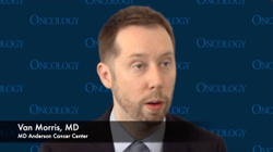 Van Morris, MD, Discusses Novel Therapies for Patients with Colorectal and Anal Cancer