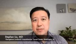 Stephen Liu, MD, on Key Takeaways From the ARROW Trial of Pralsetinib for RET+ NSCLC