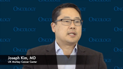 Joseph Kim, MD, on Liquid Biopsies as a Diagnostic for GI Cancers