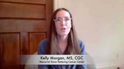 Kelly Morgan, MS, CGC, the Future of Telemedicine and Genetic Testing