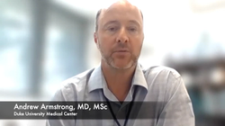 Andrew Armstrong, MD, MSc, Discusses Key Findings From ARCHES in mHSPC at 2021 ESMO