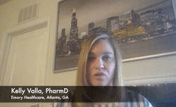 Kelly Valla, PharmD, BCOP, on Secondary Malignancies With Tazemetostat for Follicular Lymphoma