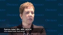 Patricia Jakel, RN, MN, AOCN, On Treating Patients with CDK 4/6 Inhibitors