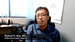 Richard D. Kim, MD, Discusses the Evolving Role of Combination Therapies in HCC