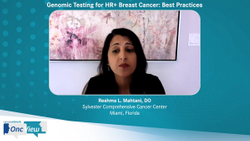 Genomic Testing for HR+ Breast Cancer: Best Practices