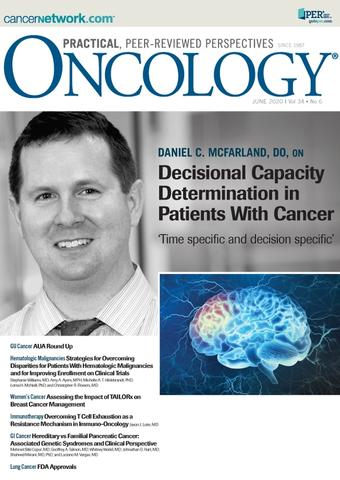 ONCOLOGY Vol 34 Issue 6