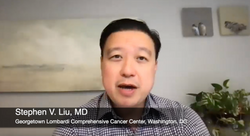 Stephen Liu, MD, on How Targeted Therapy Results in Significant Efficacy for RET-Altered Tumors