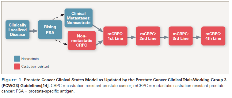 prostate cancer clinical trials working group 2