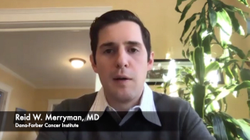 Reid Merryman, MD, on Potential Clinical Designs with MRD-Guidance for Patients with DLBCL