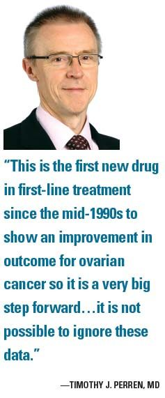 Bevacizumab Offers New Hope To Ovarian Cancer Patients