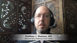 Matthew J. Matasar, MD, Discusses Unmet Needs in Relapsed Indolent Non-Hodgkin Lymphoma