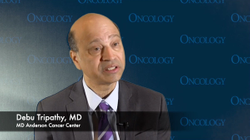Debu Tripathy, MD, On the Future of Triple Negative Breast Cancer Treatment