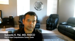 Sumanta K. Pal, MD, FASCO, on Tolerability of Lenvatinib and Everolimus to Treat Patients With RCC