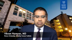 Vikram Narayan, MD, Discusses Nadofaragene, Anti-Adenovirus Antibodies and Cystectomy for Patients with NMIBC