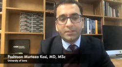Pashtoon Murtaza Kasi, MD, MSc, on the Use of an AI-Driven Clinical Trial Support Tool